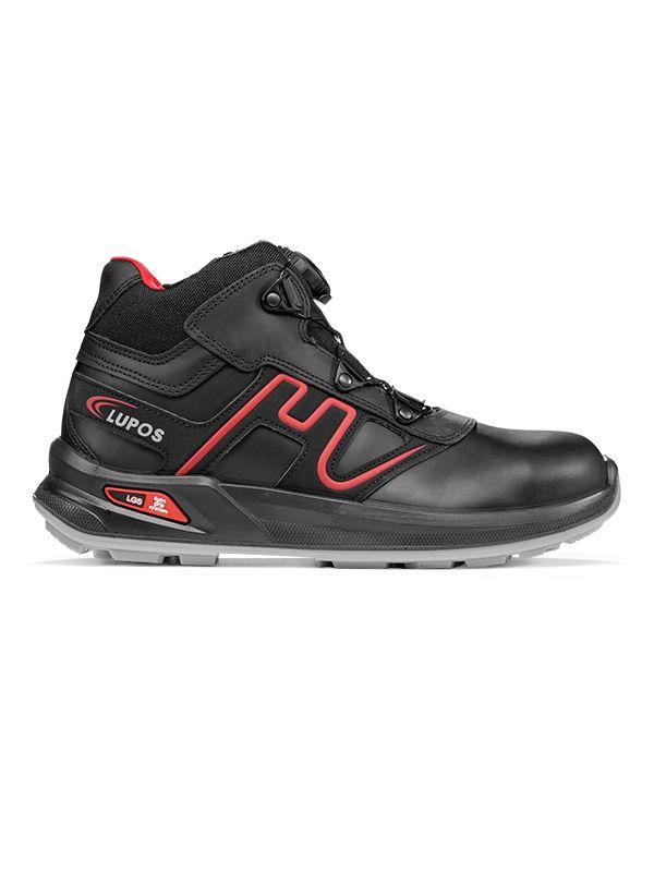 factory price 8a12d ee238 Lupos® Arbeitsschuhe - sicherheit, leichtigkeit und komfort ...