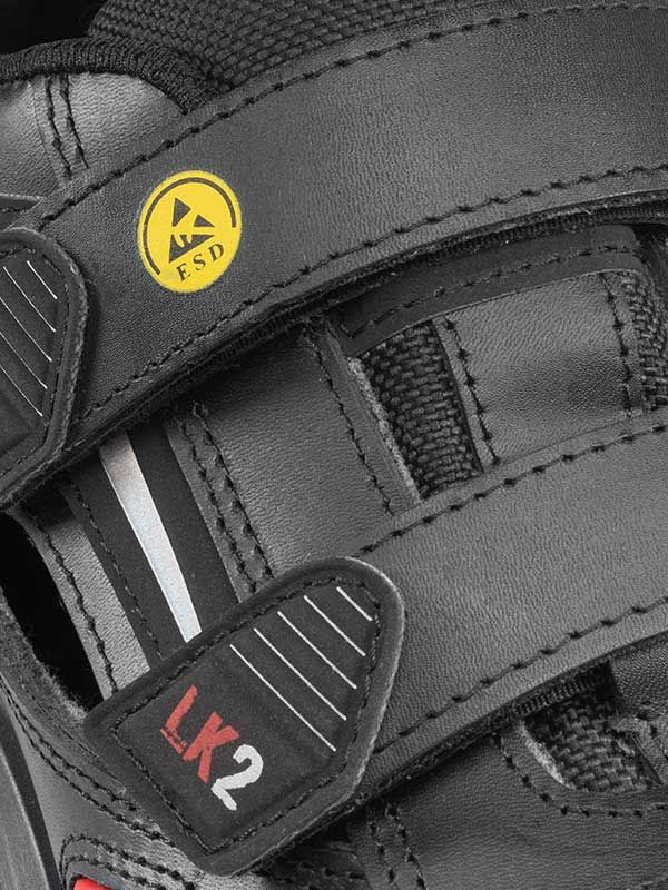 Lupos 174 Safety Shoes Eddard Lightweight Comfortable And