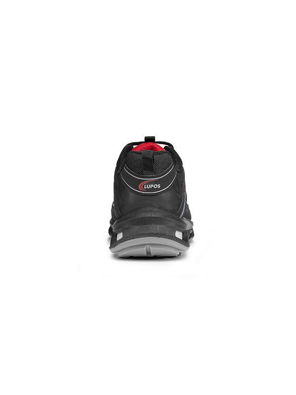 wasser LUPOS LI20044-41 Sicherheitsschuh Marra Größe 41 schwarz Pull-Up Leder